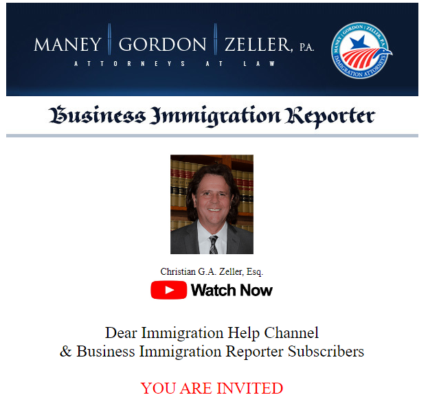 Business Immigration Reporter